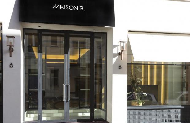 фотографии отеля Maison FL (ex. Regina De Passy) изображение №7