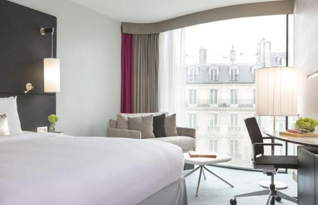 фото отеля Renaissance Paris Arc De Triomphe изображение №25
