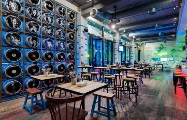 фотографии отеля  URBN Boutique Shanghai (ex. URBN Hotel) изображение №3