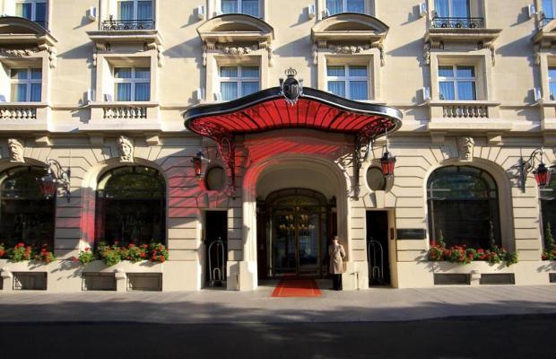 фото отеля Le Royal Monceau Raffles Paris изображение №1