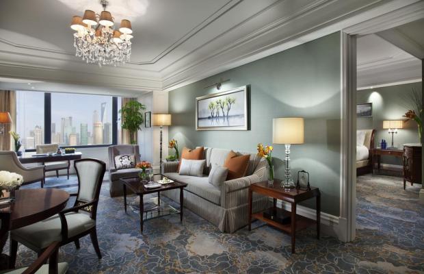 фотографии отеля Waldorf Astoria Shanghai on the Bund изображение №11