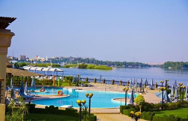 фотографии отеля Helnan Aswan (ех. Iberotel Aswan) изображение №31