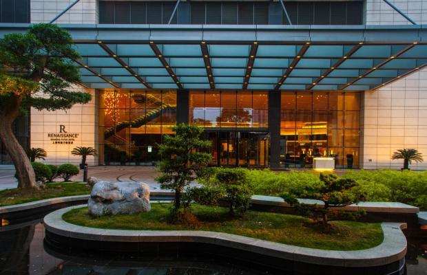 фото отеля Renaissance Shanghai Putuo изображение №9