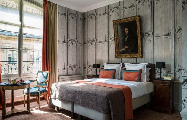 фотографии отеля Hotel Mansart изображение №11