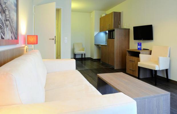 фото Appart Hotel Paris Guyancourt изображение №14