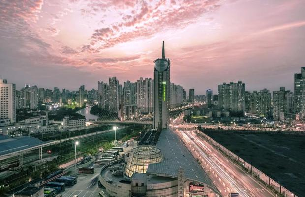 фотографии Holiday Inn Express Shanghai Zhabei изображение №4