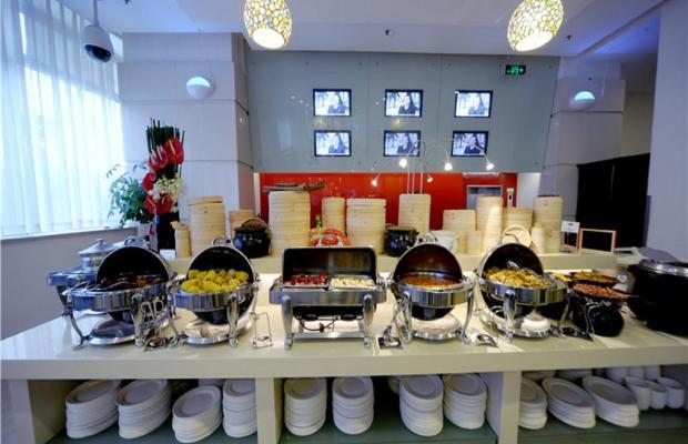 фото Holiday Inn Express Shanghai Zhabei изображение №2