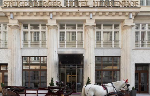 фотографии Steigenberger Hotel Herrenhof изображение №24