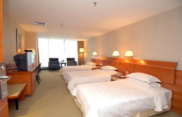 фотографии отеля Yihe Hotel Ouzhuang изображение №3