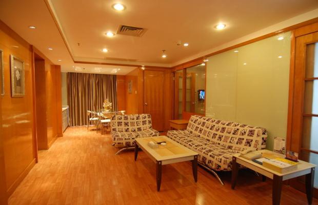 фото Yihe Hotel Ouzhuang изображение №2