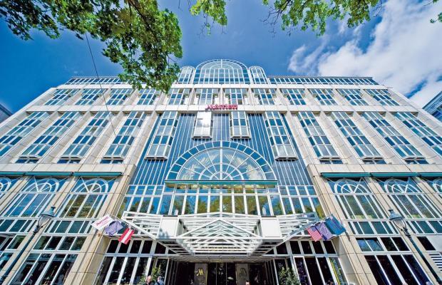 фотографии отеля Vienna Marriott Hotel изображение №31