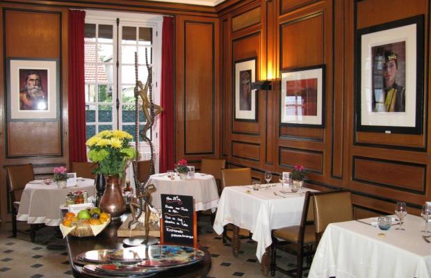фотографии отеля Hotellerie Du Bas-Breau изображение №27