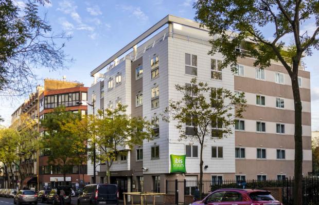 фото отеля Ibis Styles Paris Tolbiac Bibliotheque изображение №1
