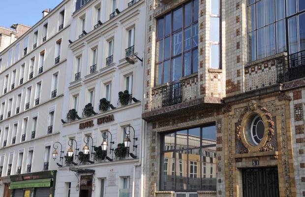 фотографии отеля Istria St Germain Hotel Paris изображение №19