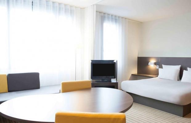 фото Novotel Suites Paris Nord 18eme изображение №10