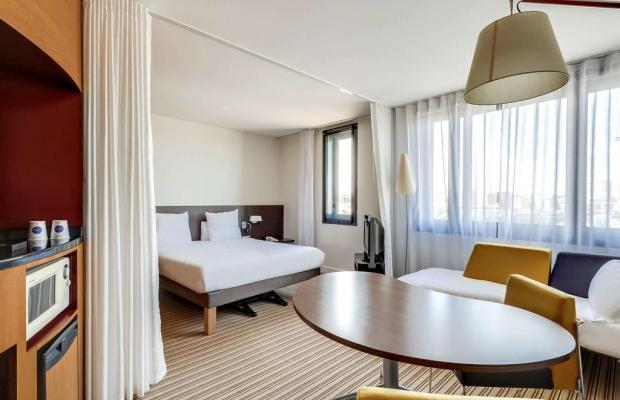фото отеля Novotel Suites Paris Nord 18eme изображение №9
