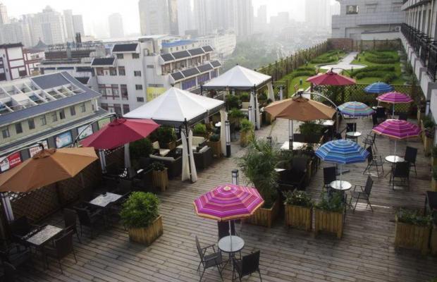 фотографии Oriental Bund Hotel Shanghai изображение №12