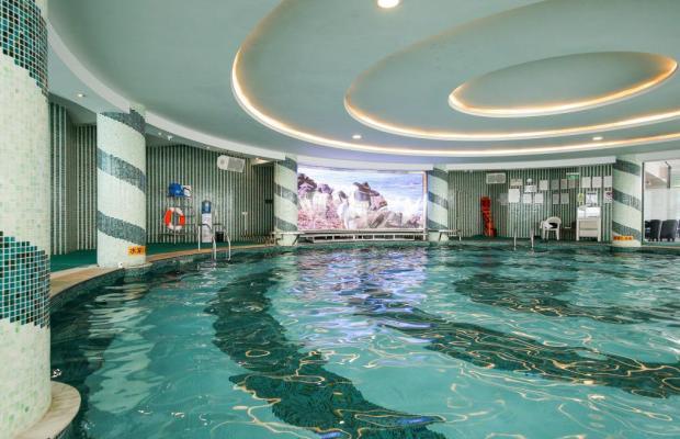 фотографии отеля Oriental Riverside Hotel Shanghai изображение №51