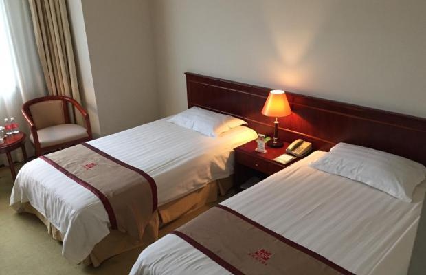 фотографии отеля Shanghai Airlines Travel Hotel Pudong Airport изображение №19