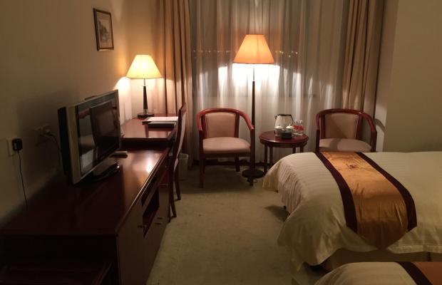 фотографии отеля Shanghai Airlines Travel Hotel Pudong Airport изображение №7