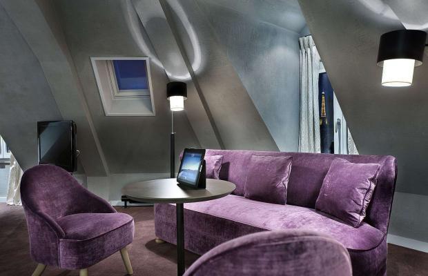 фото отеля Le Pavillon Des Lettres изображение №5