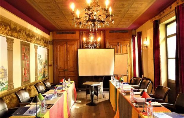 фотографии отеля Le Relais Monceau изображение №3