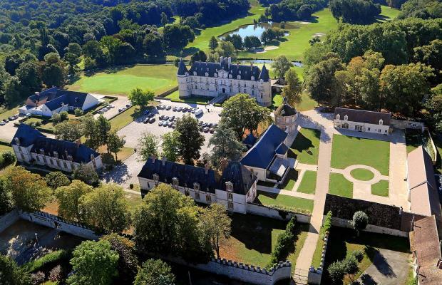 фотографии отеля Chateau d'Augerville изображение №75
