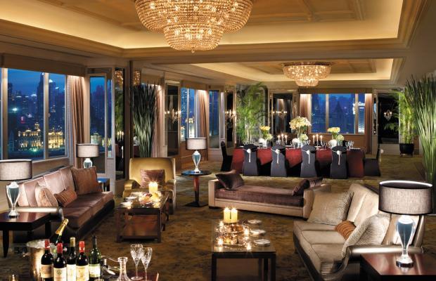 фотографии отеля Shangri-La Pudong  изображение №27