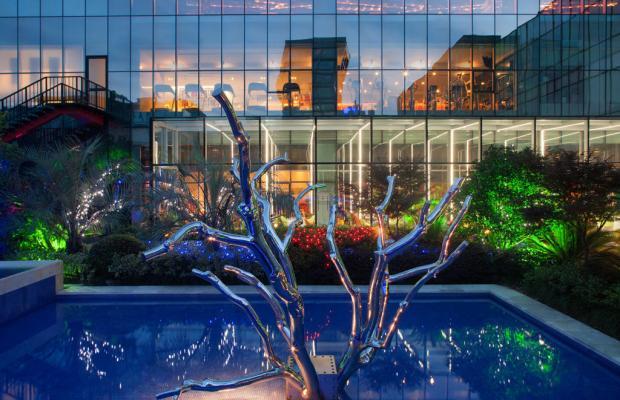 фото отеля Grand Mercure Shanghai Century Park (ex. Radisson Hotel Pudong Century Park) изображение №29