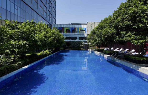 фотографии Grand Mercure Shanghai Century Park (ex. Radisson Hotel Pudong Century Park) изображение №4
