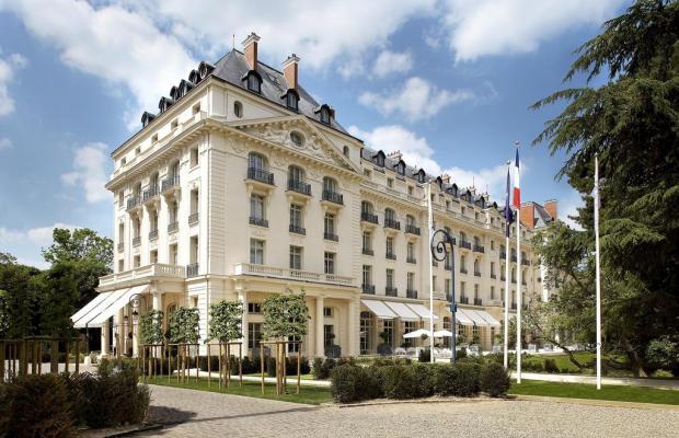 фотографии отеля Waldorf Astoria Hotels & Resorts Trianon Palace Versailles изображение №23