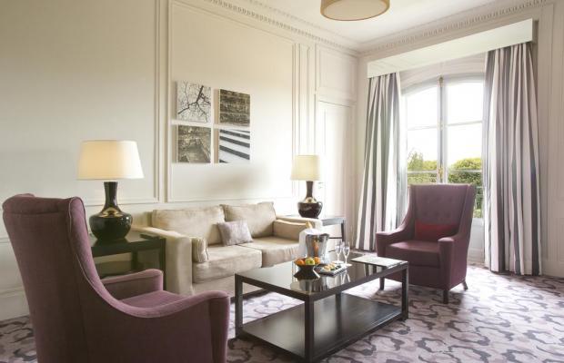 фото отеля Waldorf Astoria Hotels & Resorts Trianon Palace Versailles изображение №5