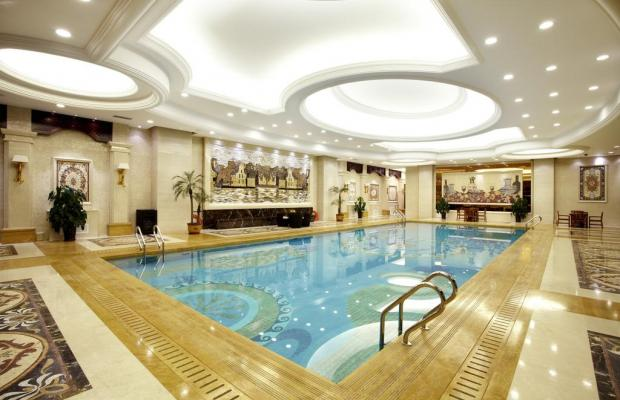 фото Marvelot Hotel Shenyang (ex. Shenyang Marriott Hotel) изображение №10