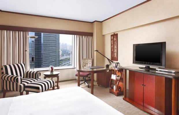 фотографии Hongqiao Jin Jiang Hotel (ex. Sheraton Grand Tai Ping Yang) изображение №28