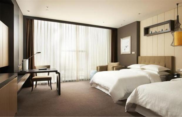 фотографии отеля Sheraton Shanghai Waigaoqiao Hotel изображение №31