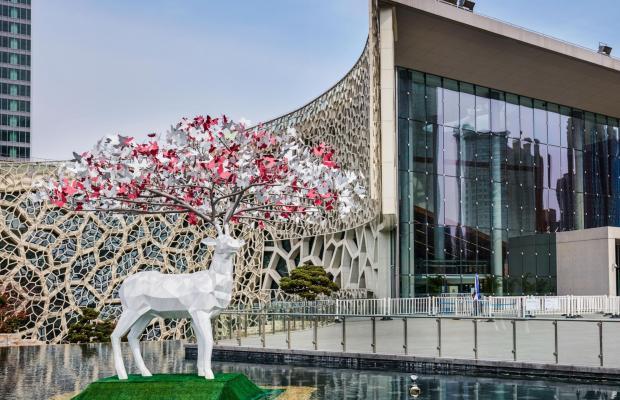 фотографии отеля InterContinental Shanghai Puxi изображение №3