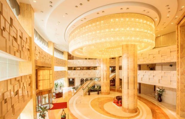 фотографии отеля Soluxe Hotel Guangzhou изображение №7