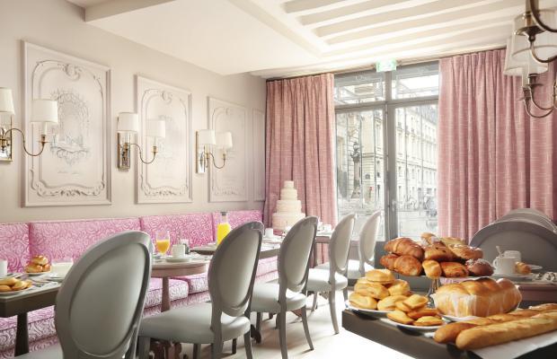 фотографии отеля La Maison Favart изображение №55