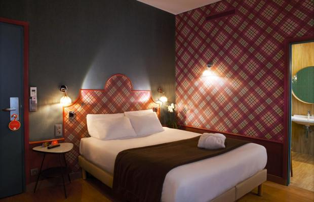 фотографии Hotel Boris V. by Happyculture (ex. My Hotel In France Levallois) изображение №24