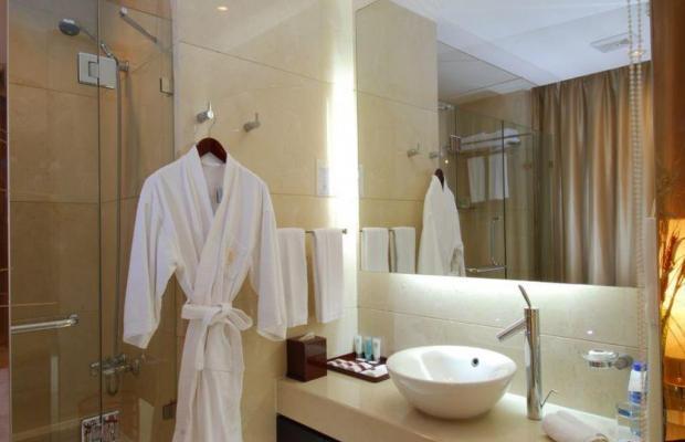 фото отеля Brightel All Suites Shanghai (ех. Golden Tulip Ashar Suites City Centre) изображение №17