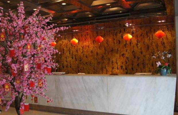 фото Brightel All Suites Shanghai (ех. Golden Tulip Ashar Suites City Centre) изображение №14
