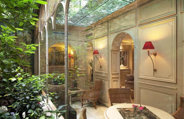 фото отеля Au Manoir Saint Germain des Pres изображение №5