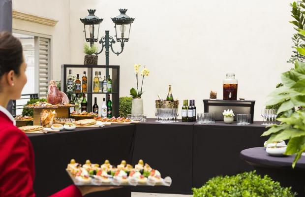 фотографии отеля Marriott Hotel Champs-Elysees изображение №23