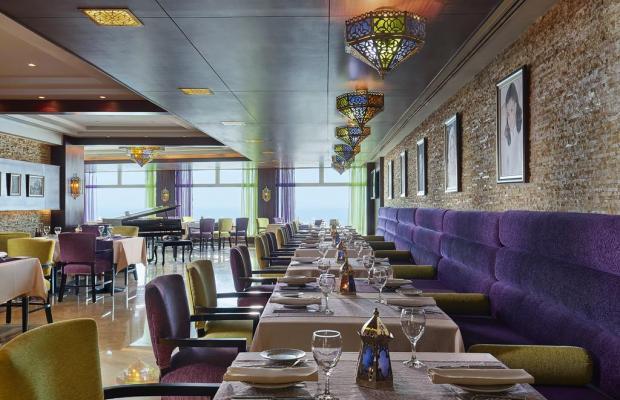 фотографии отеля Hilton Alexandria Corniche (ex. Maritim Jolie Ville Hotel; Renaissance) изображение №15