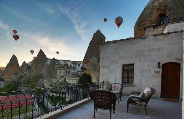 фотографии отеля Cappadocia Cave Suites изображение №7