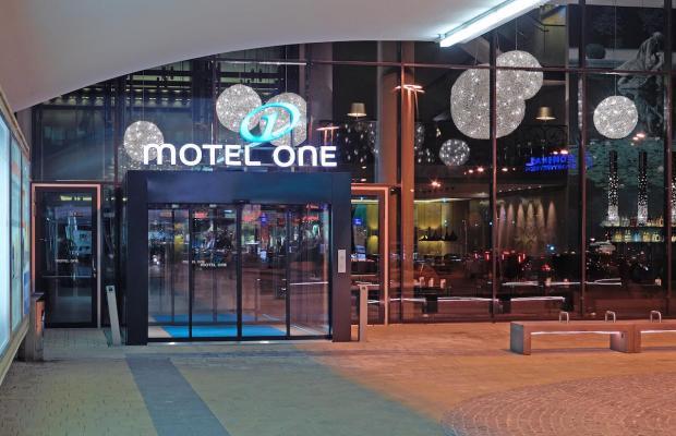 фотографии отеля Motel One Wien Westbahnhof изображение №19