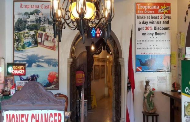 фотографии отеля Tropicana Castle Dive Resort изображение №35