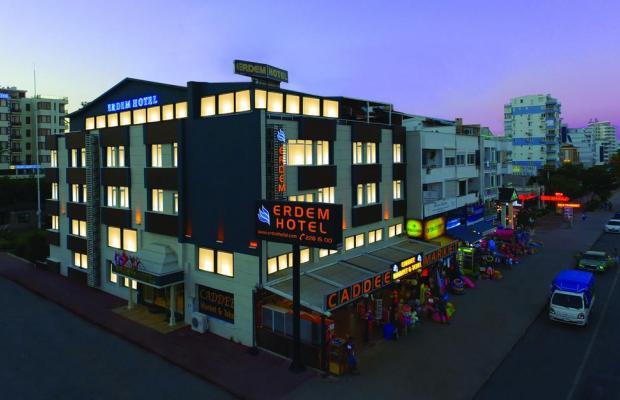 фотографии отеля Erdem Hotel изображение №7