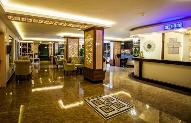 фотографии отеля Oba Time Hotel изображение №3