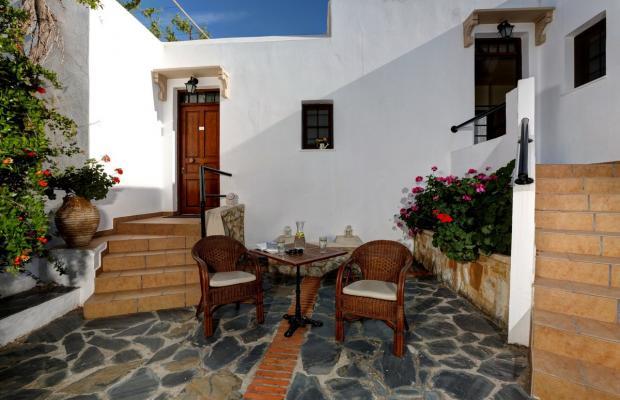 фотографии отеля Alianthos Suites изображение №3